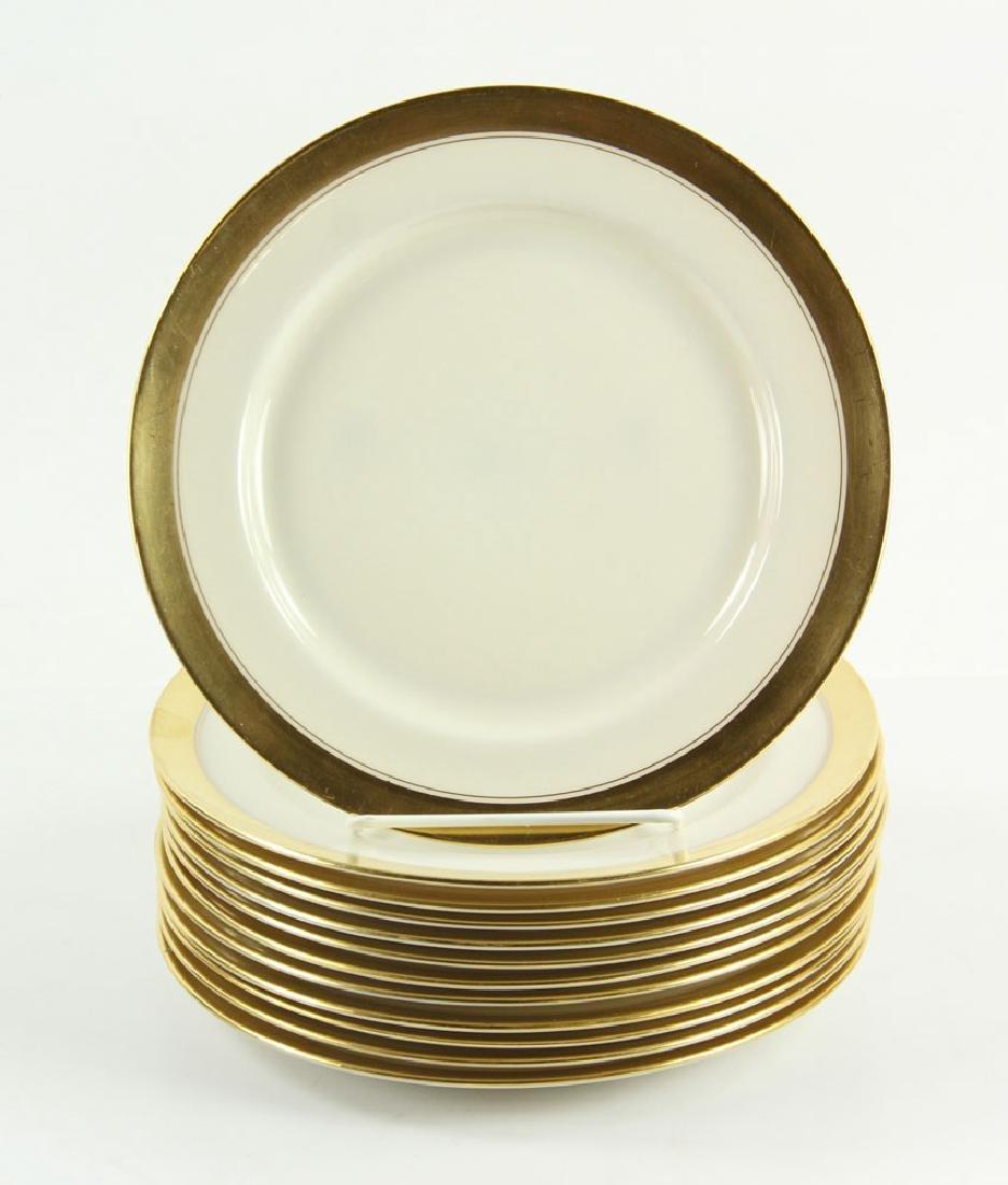 12 Tiffany & Co. Lenox Plates