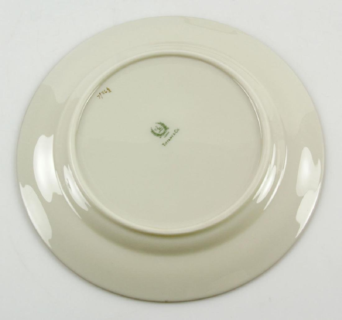 12 Tiffany & Co. Lenox Plates - 4