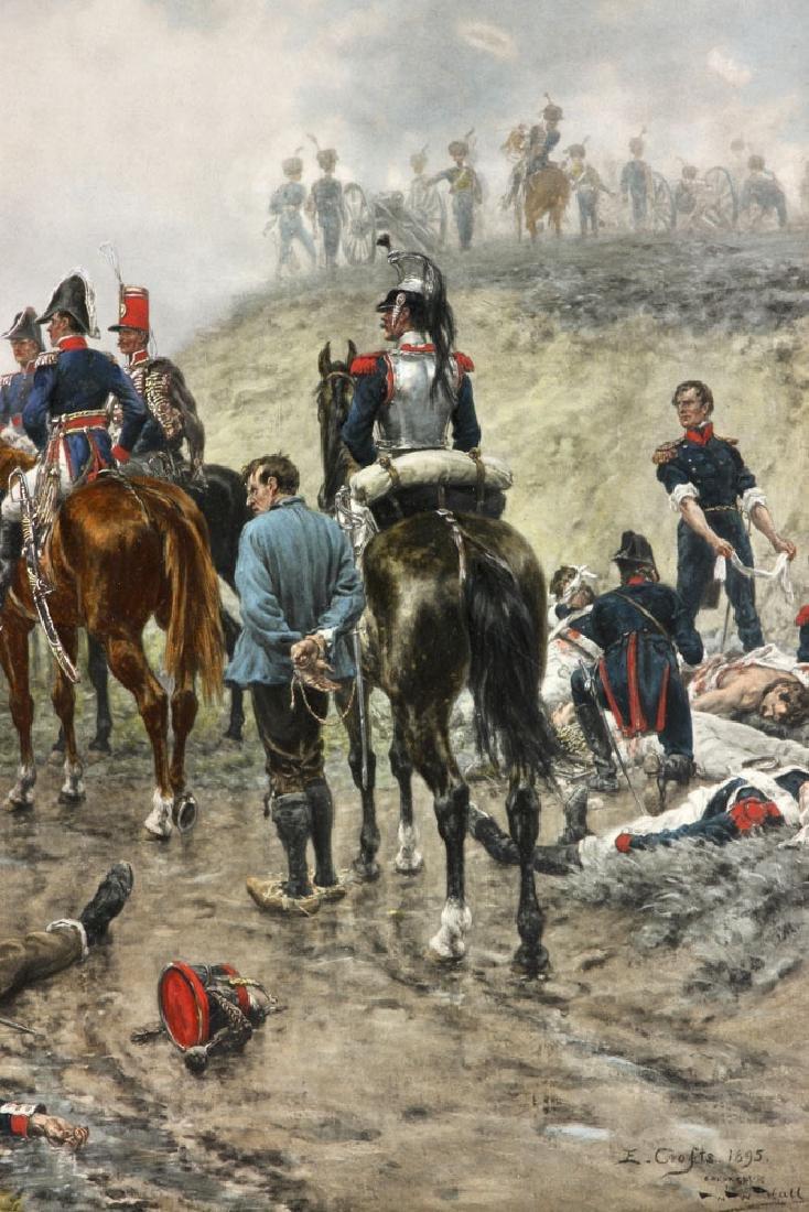 Crofts, Napoleonic Scene, Lithograph - 4