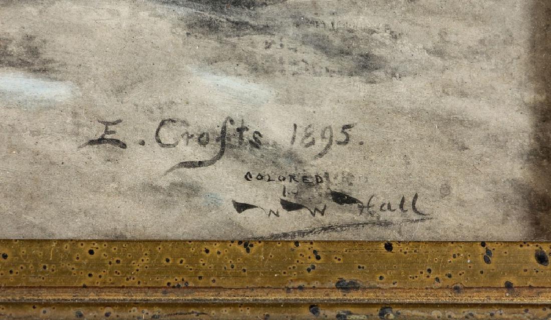 Crofts, Napoleonic Scene, Lithograph - 6