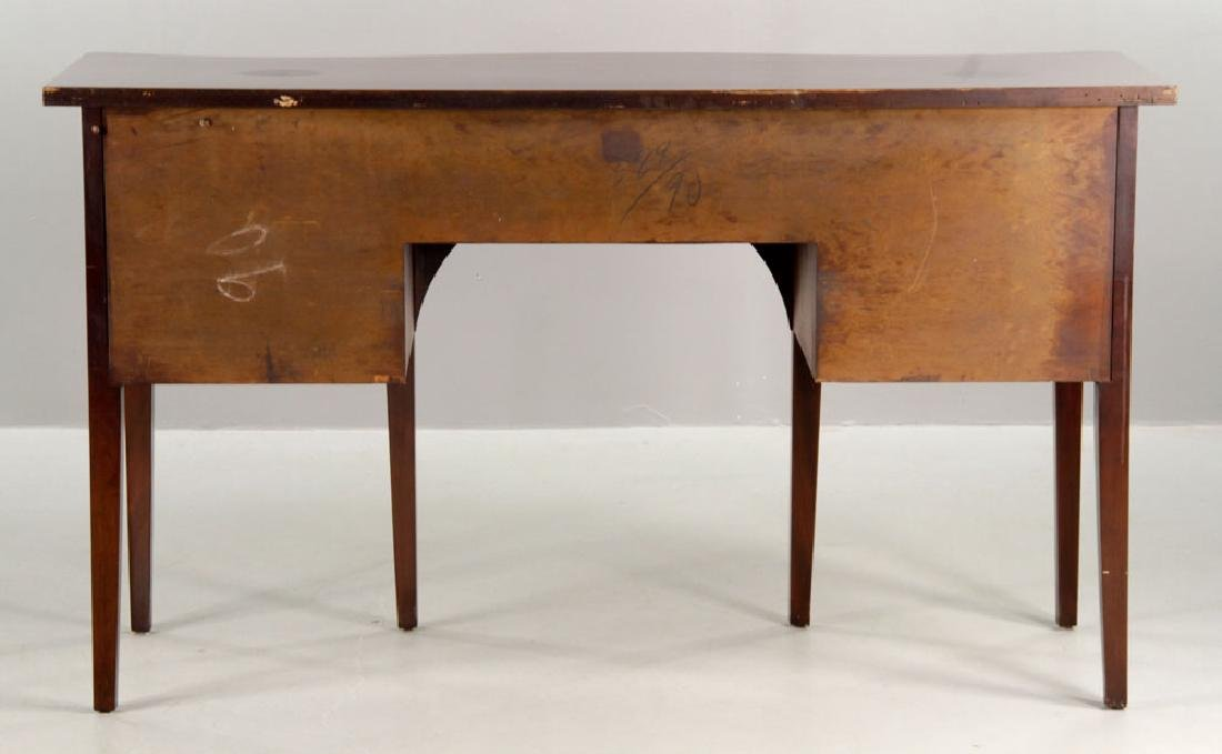 Custom Hepplewhite Mahogany Sideboard - 8