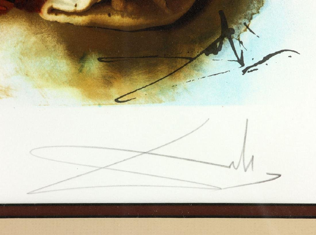 "Dali, ""The Little King,"" Print - 7"