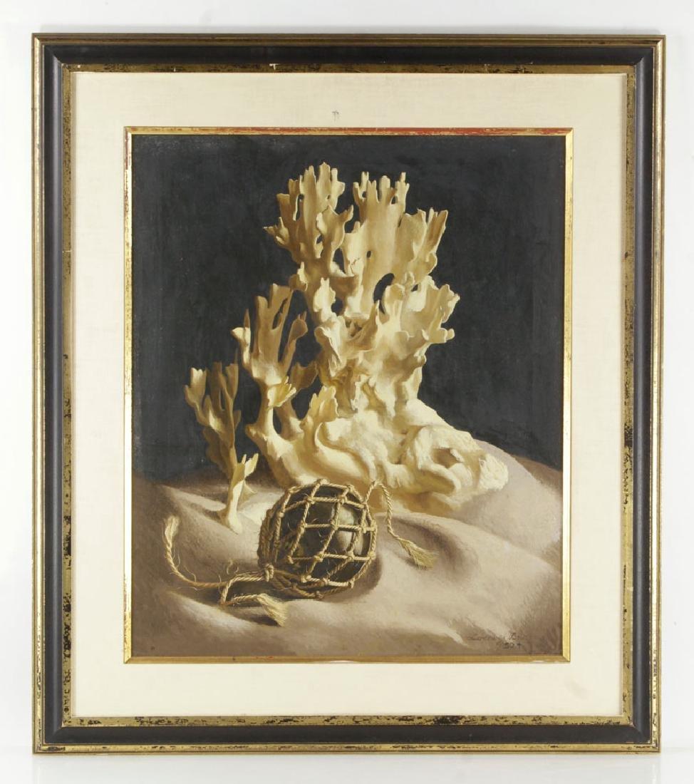 Bruckman, Still Life, Oil on Canvas