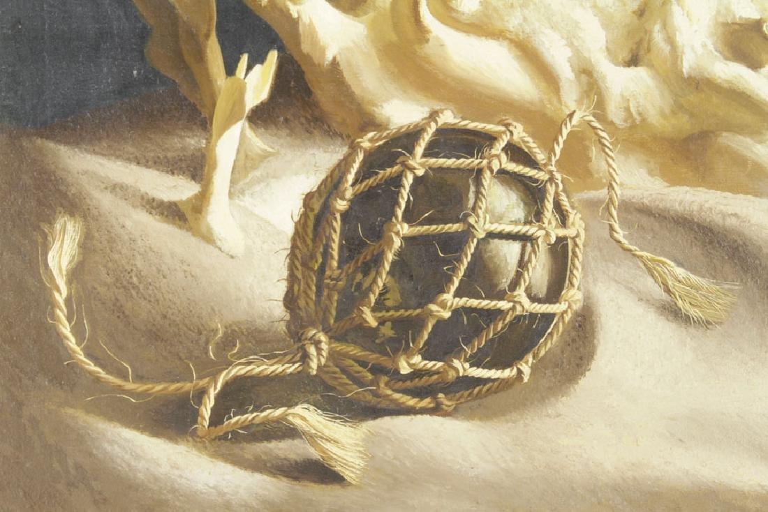 Bruckman, Still Life, Oil on Canvas - 6