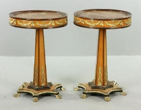 Pr. 19th C. French Tables