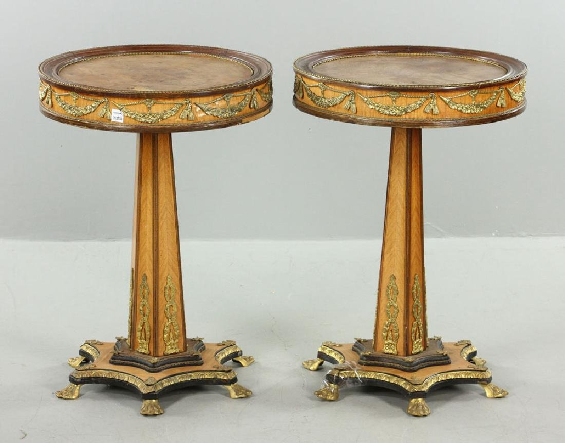 Pr. 19th C. French Tables - 2