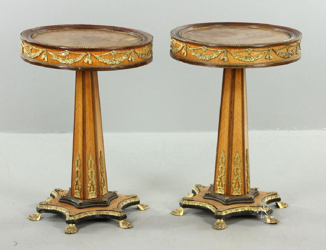 Pr. 19th C. French Tables - 3