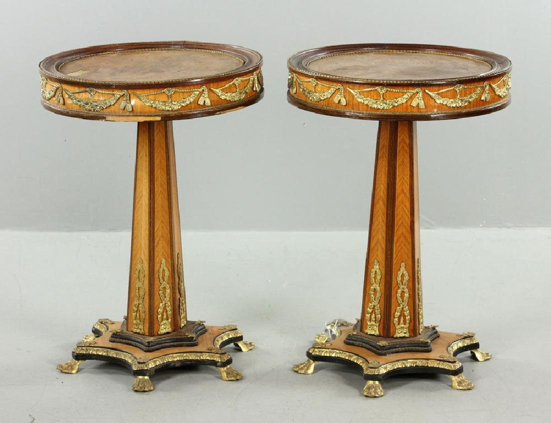 Pr. 19th C. French Tables - 4