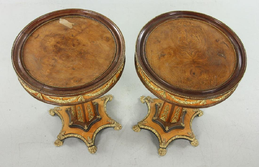 Pr. 19th C. French Tables - 7