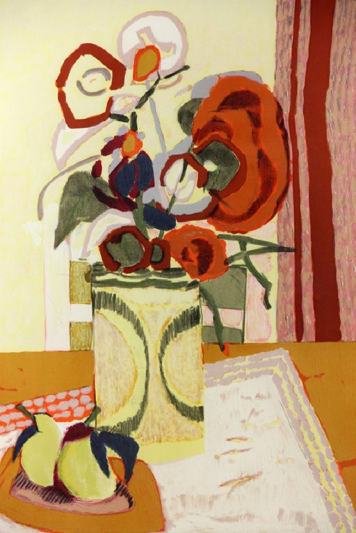Godard, Still Life, Lithograph - 4