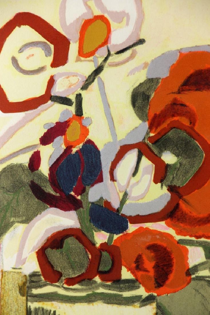 Godard, Still Life, Lithograph - 5