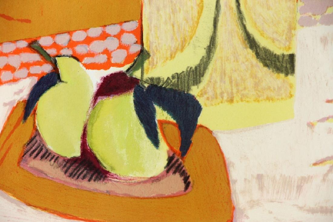 Godard, Still Life, Lithograph - 6