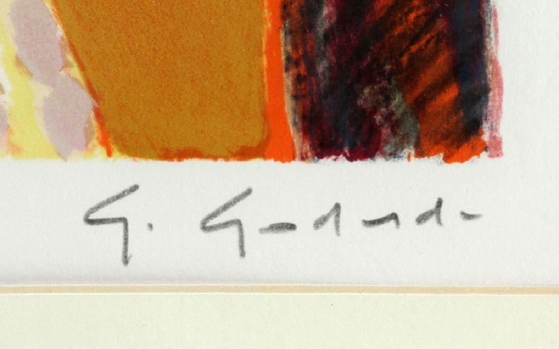 Godard, Still Life, Lithograph - 8