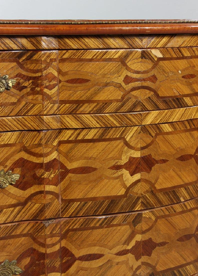 French Inlaid Chest - 6