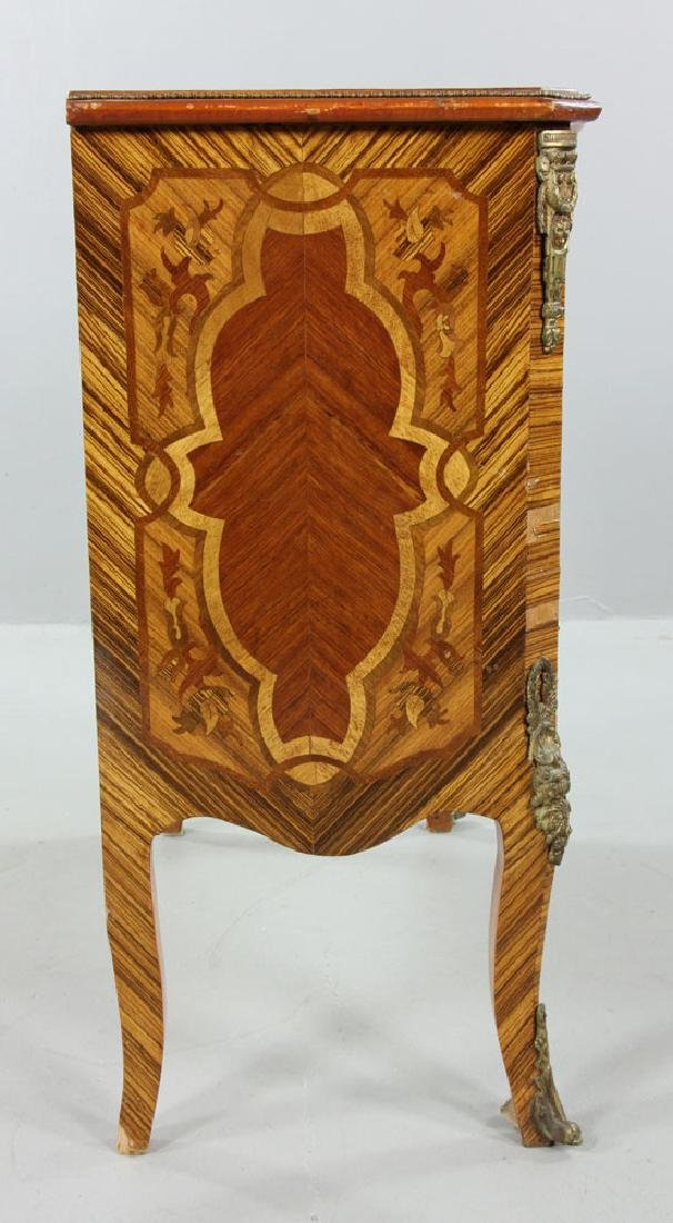 French Inlaid Chest - 8
