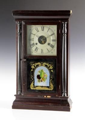 Seth Thomas Pillar Mantel Clock