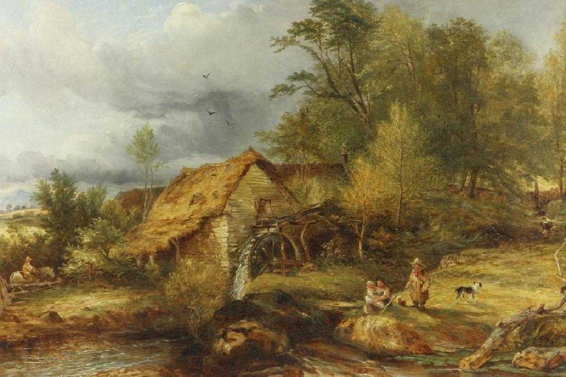 Willcocks, Devonshire Scene, Oil on Canvas - 2