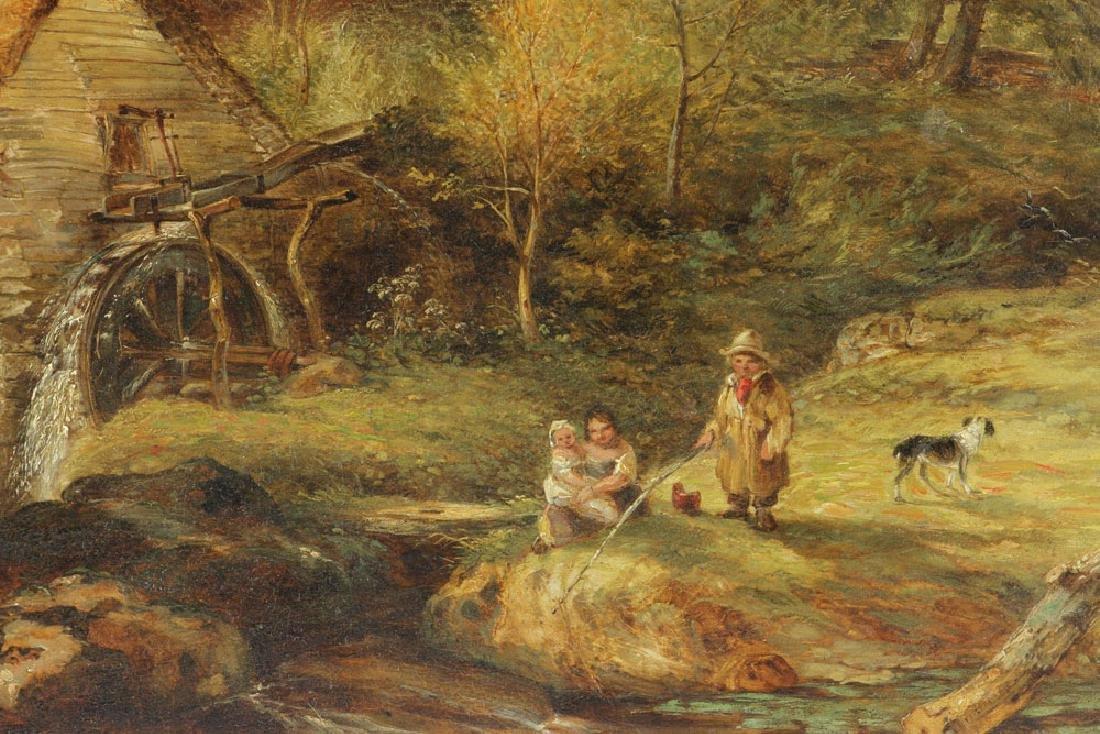 Willcocks, Devonshire Scene, Oil on Canvas - 4