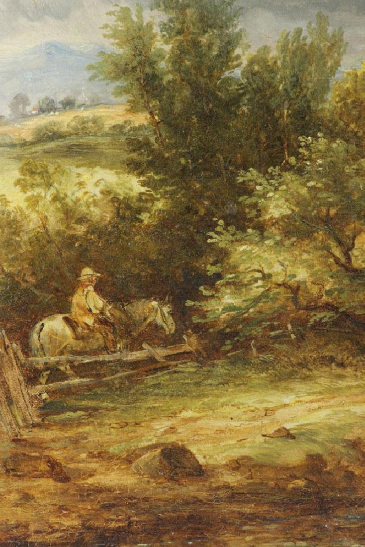 Willcocks, Devonshire Scene, Oil on Canvas - 5
