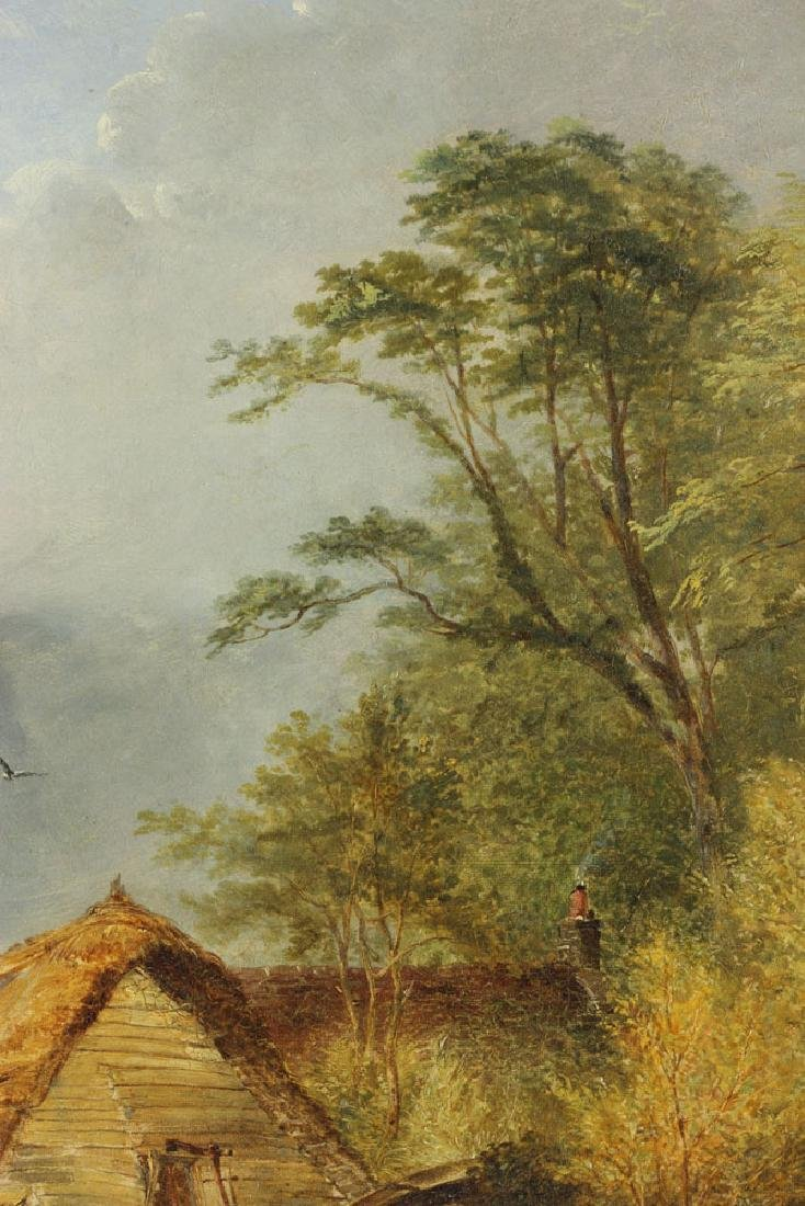 Willcocks, Devonshire Scene, Oil on Canvas - 6