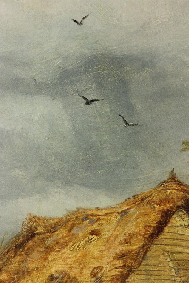 Willcocks, Devonshire Scene, Oil on Canvas - 7