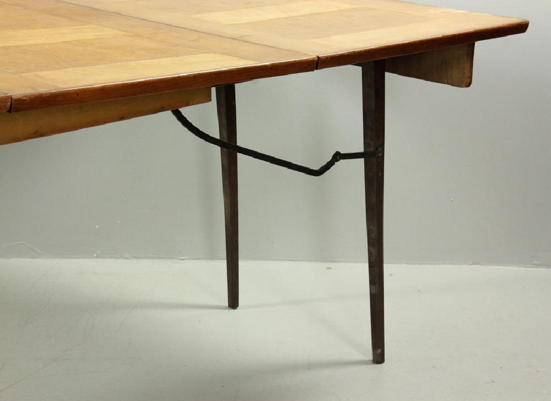 19th C. Vienna Austrian Secessionist Inlaid Table - 10