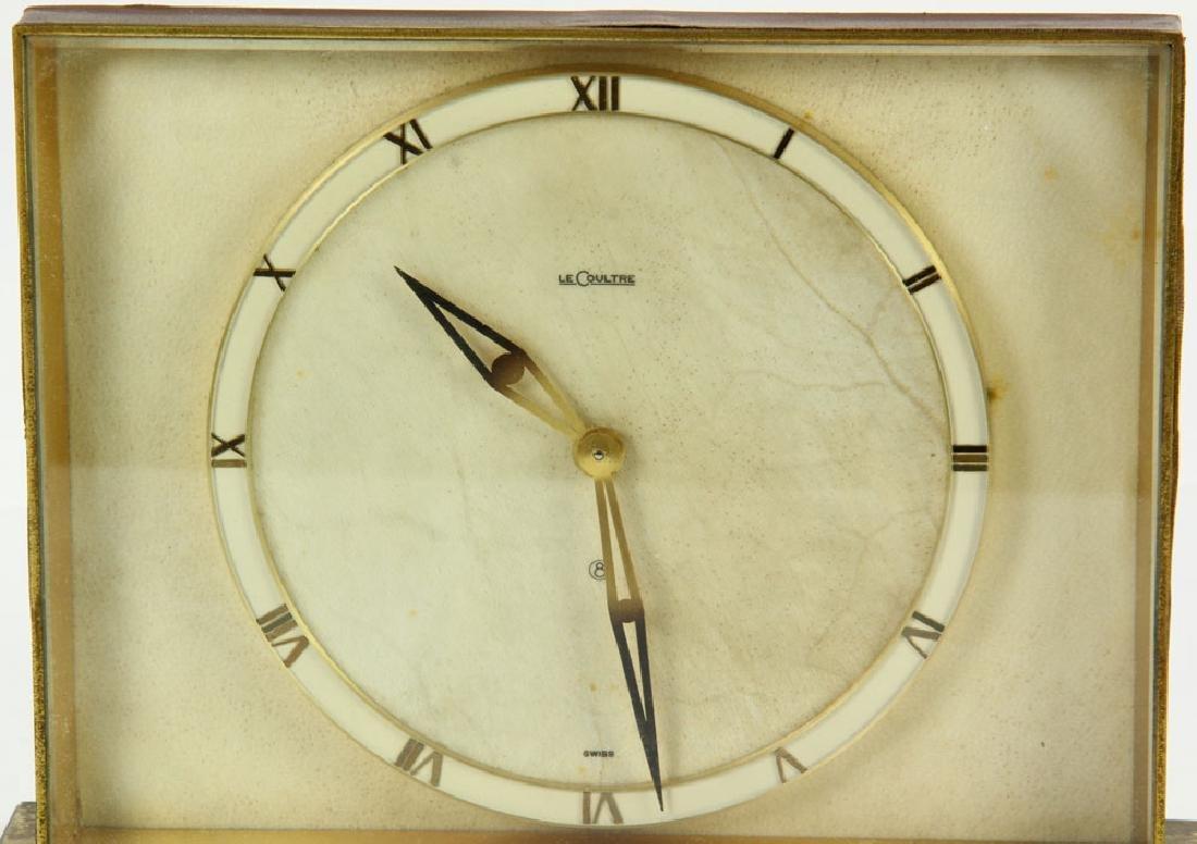 2 Dresser Clocks - 4
