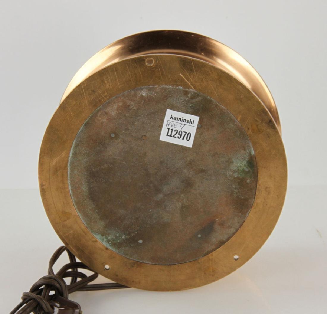 Hamilton Sangamo Synchronous Ship's Clock - 3