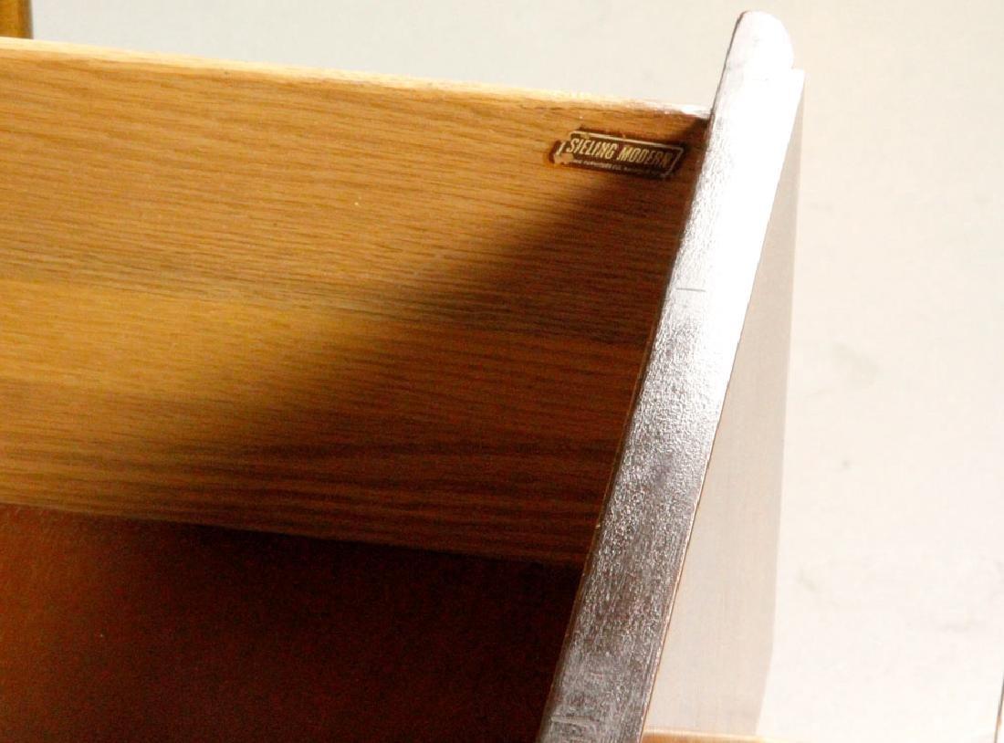 Mid Century Sieling Furniture Co. Dresser - 2