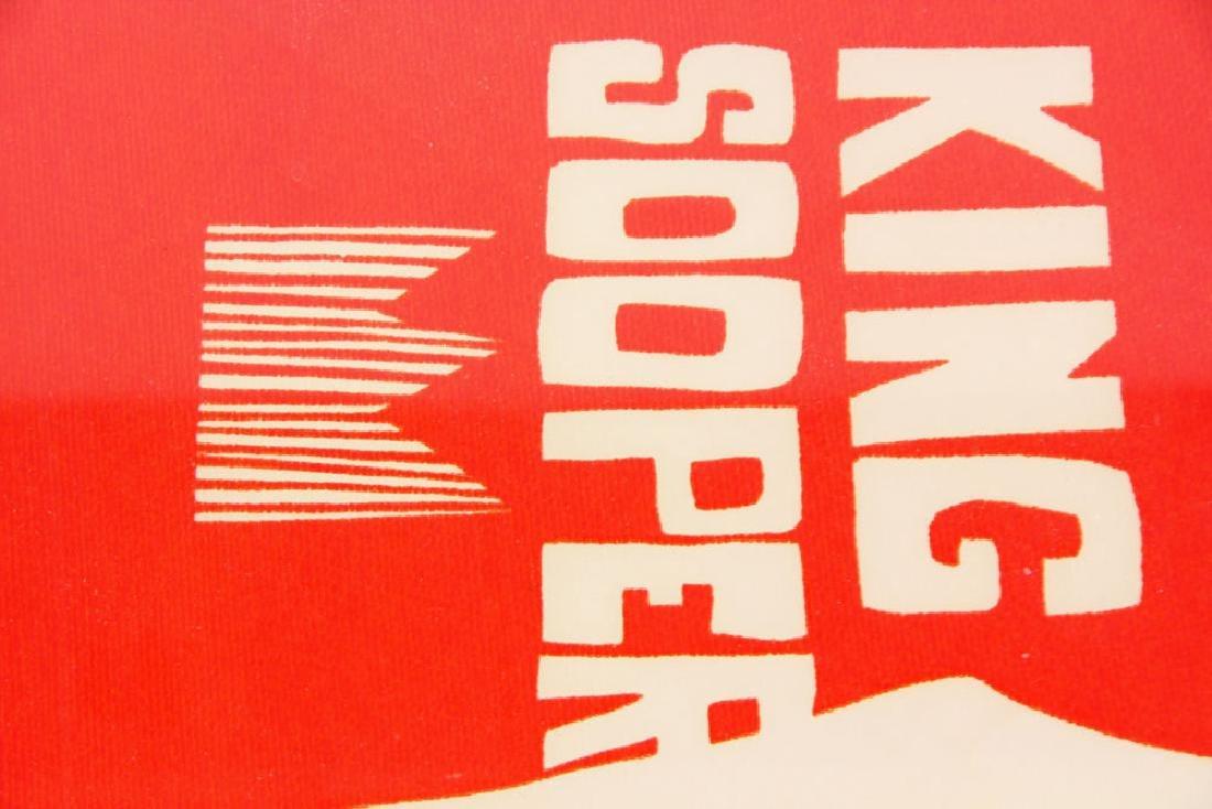 """Gelakoska, """"Popcorn,"""" Embossed Print - 5"""