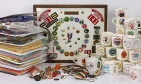 Collection of 1960's Boy Scouts Memorabilia