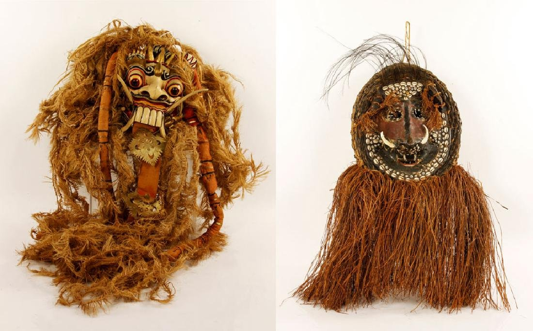 2 Oceania Masks