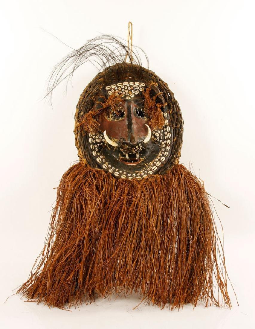 2 Oceania Masks - 2