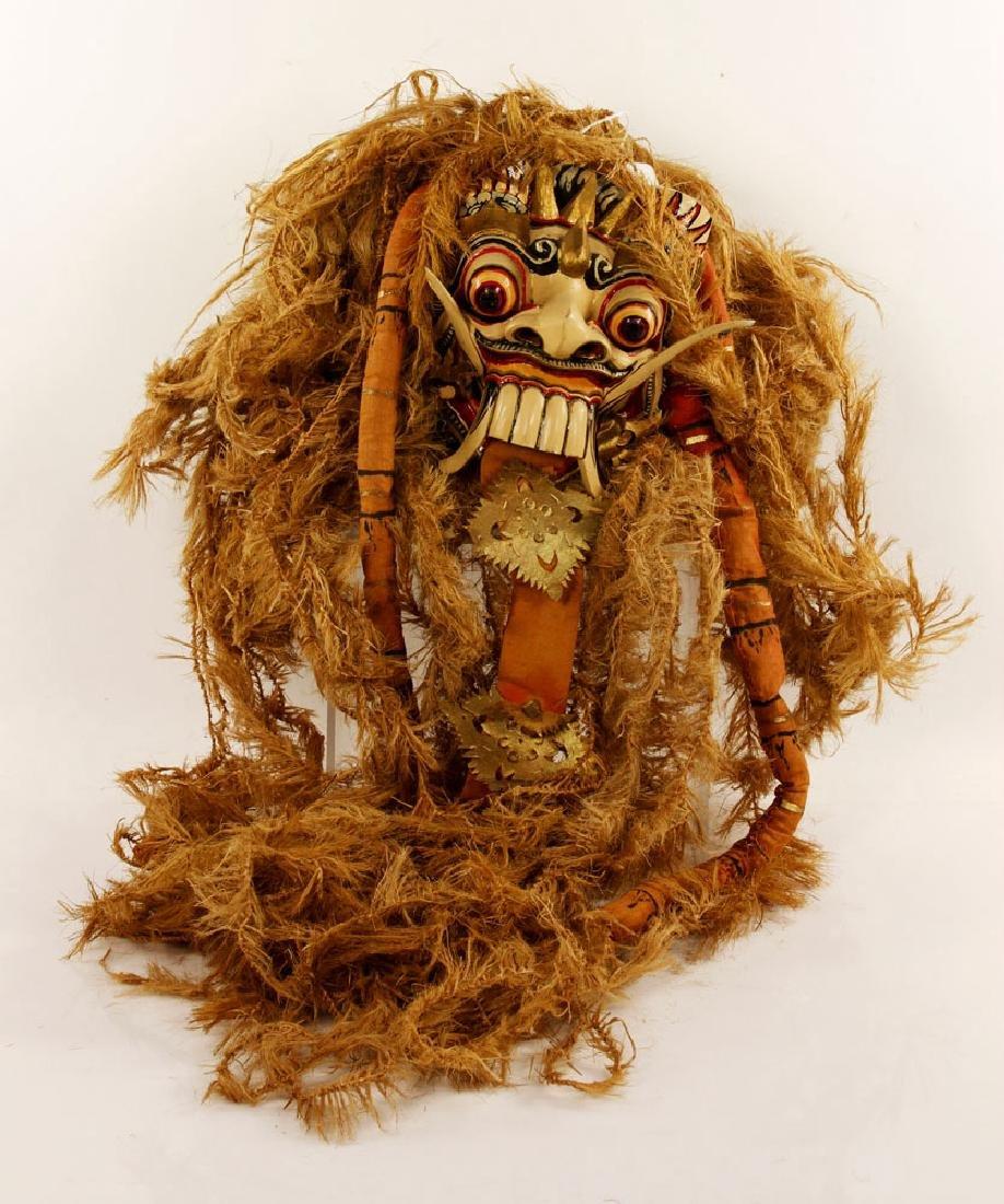 2 Oceania Masks - 3