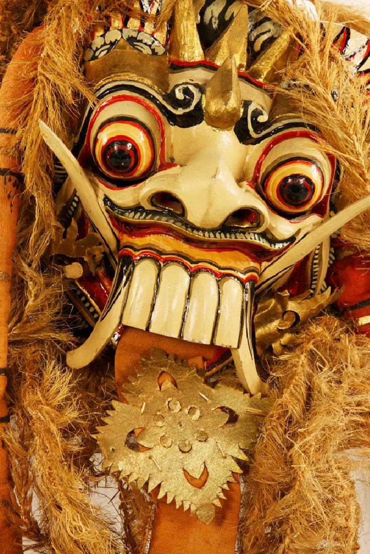 2 Oceania Masks - 4