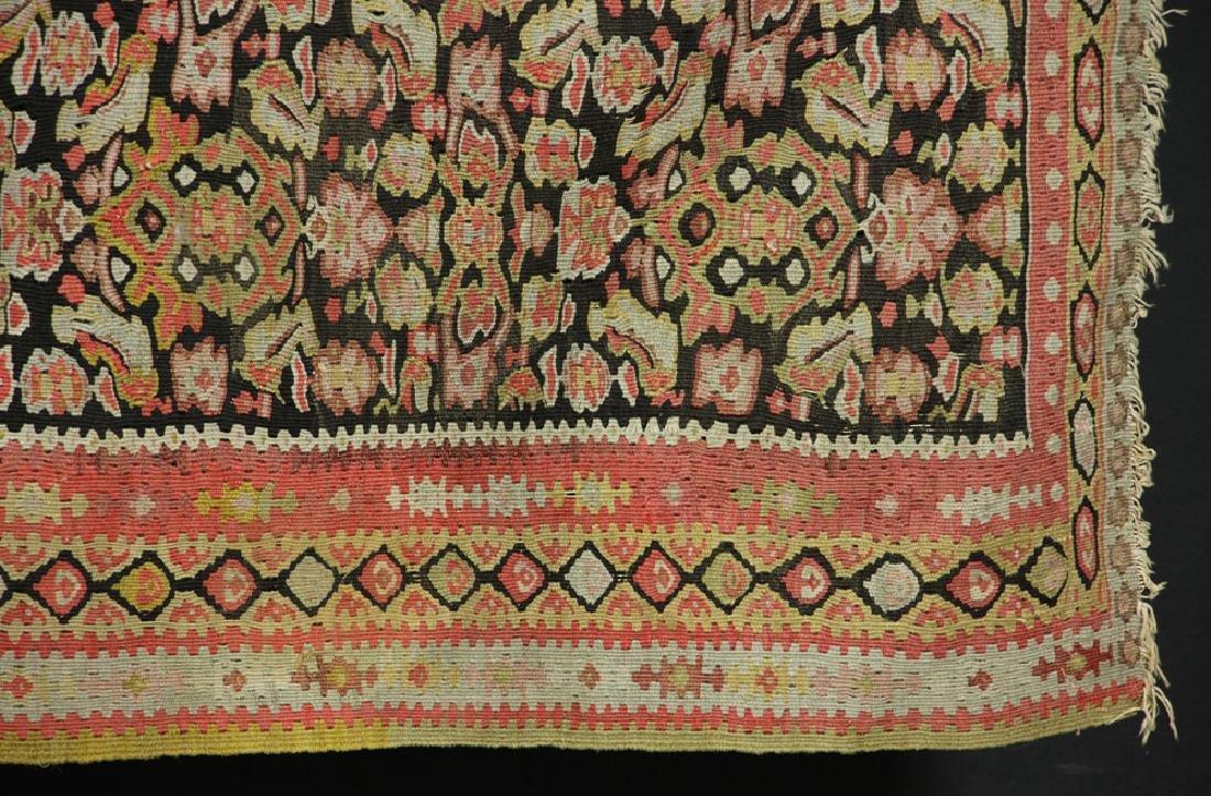 Senneh Kilim Carpet - 3