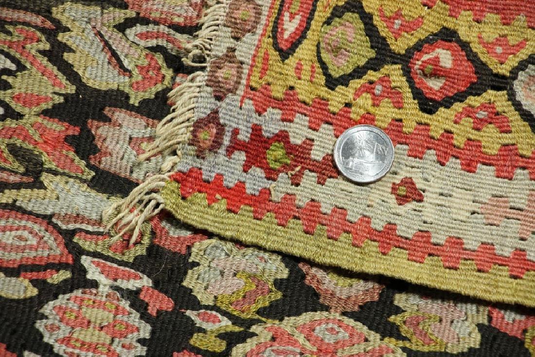 Senneh Kilim Carpet - 4