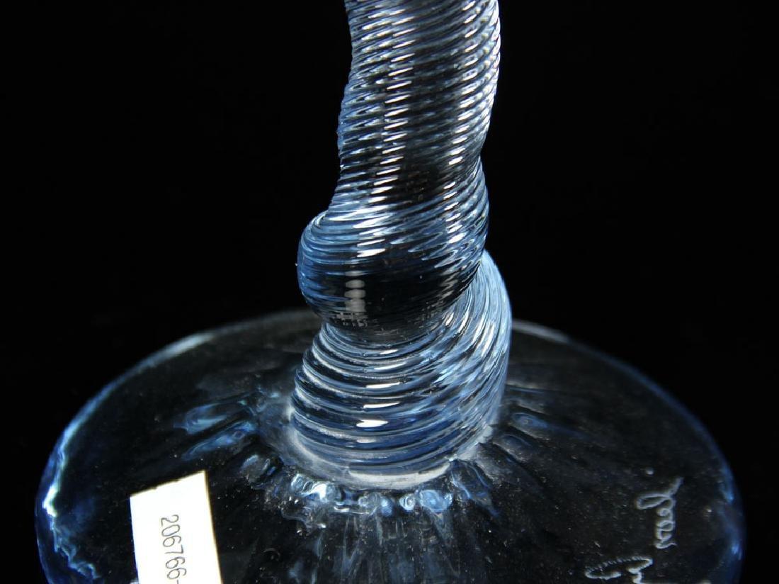 Applebaum, Pr. Glass Candlesticks - 7
