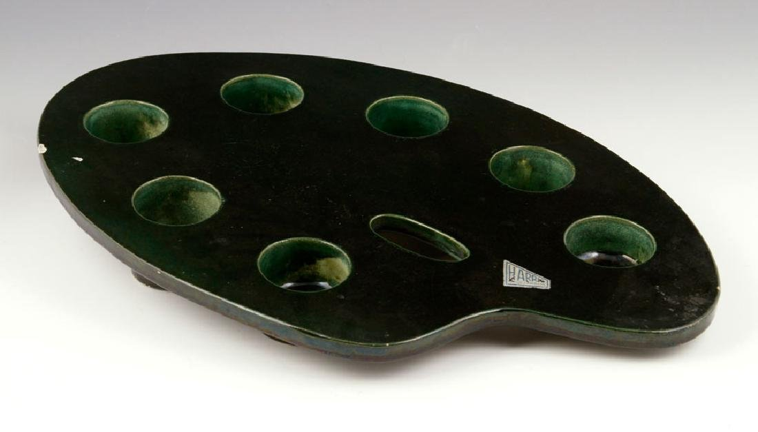 French Pottery Artist's Palette