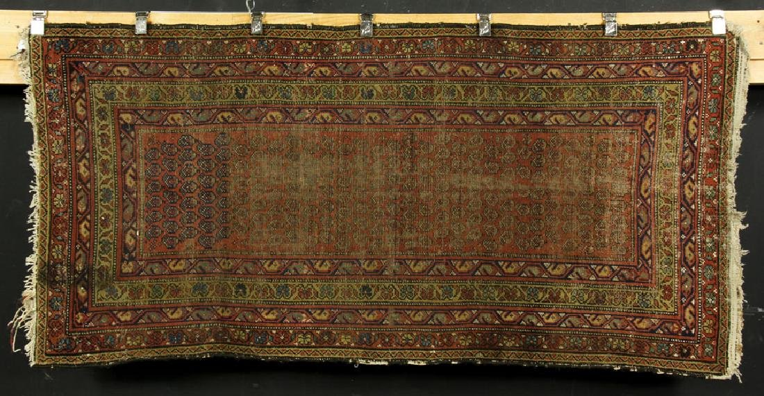 Antique Persian Saraband Carpet