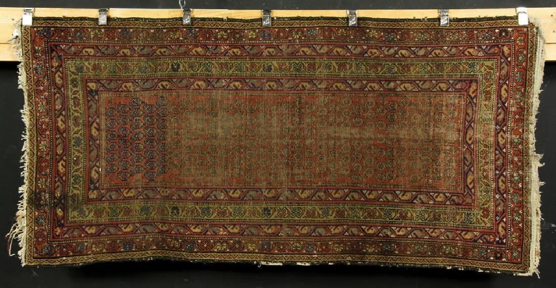 Antique Persian Saraband Carpet