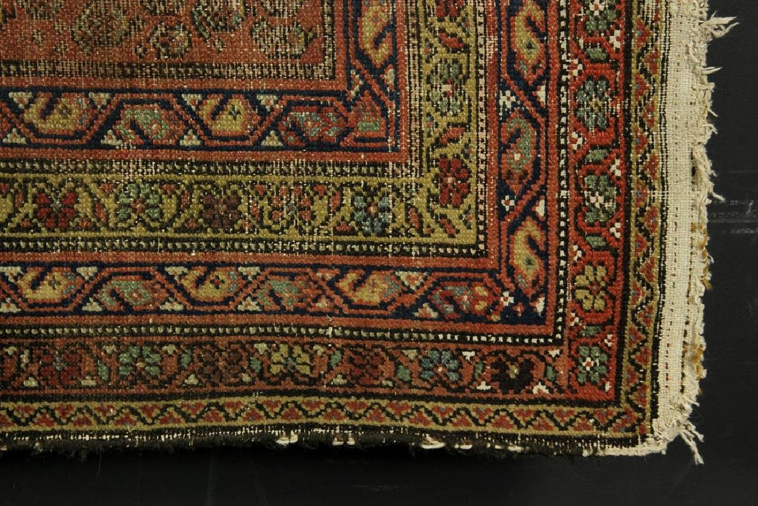Antique Persian Saraband Carpet - 3