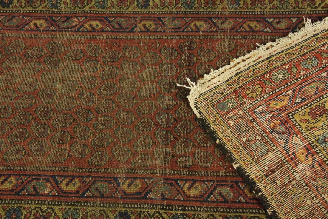 Antique Persian Saraband Carpet - 4