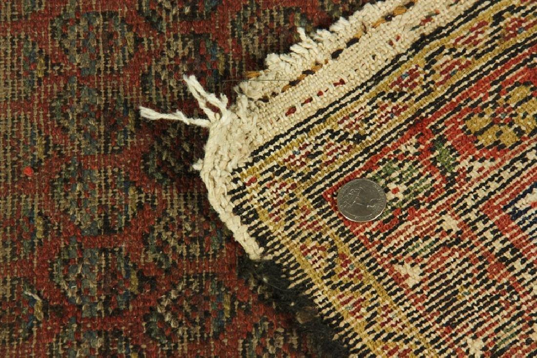 Antique Persian Saraband Carpet - 5