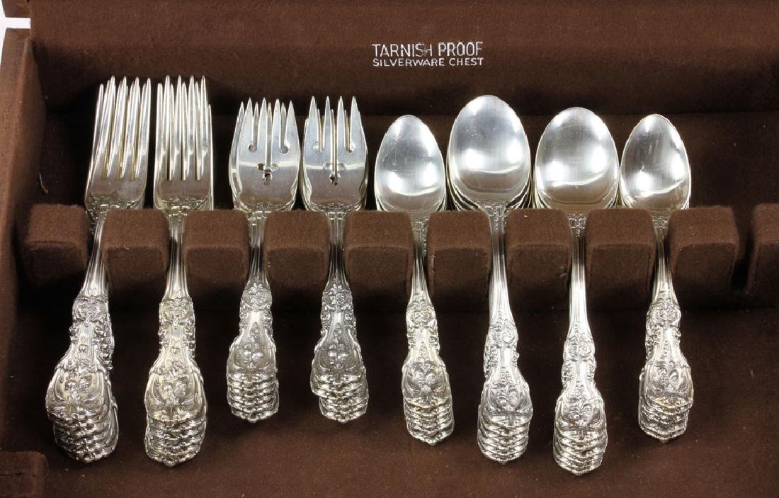 Reed & Barton Sterling Flatware, Service for 12 - 3