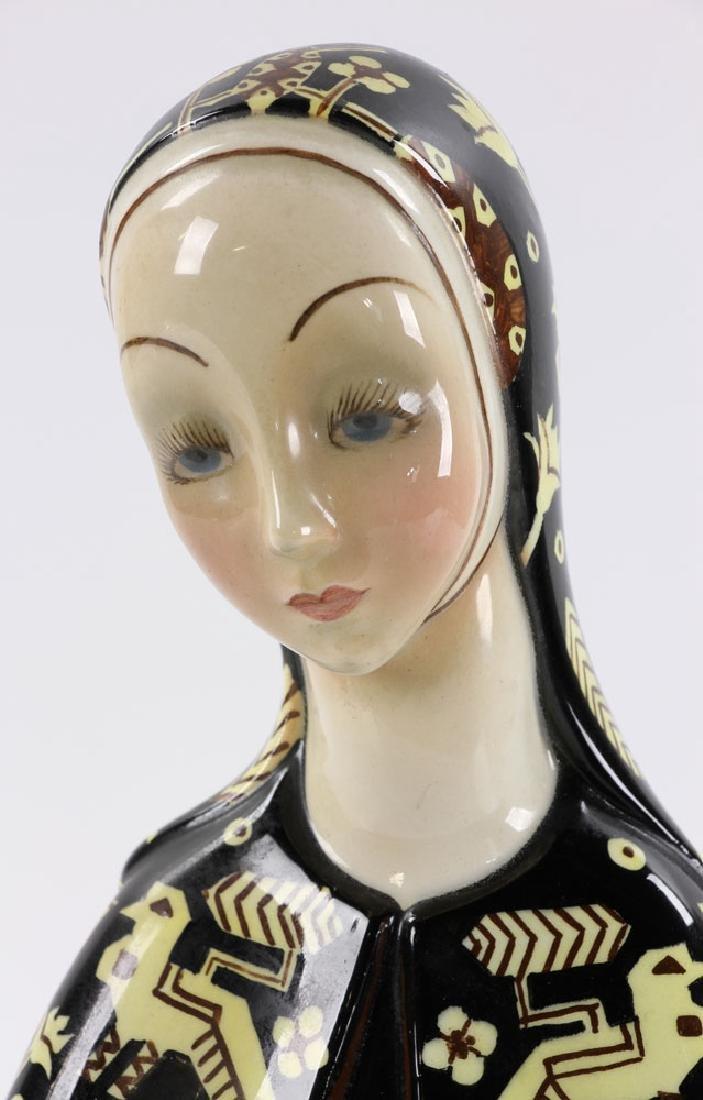 Lenci Madonna, 1936, Turin Italy - 7