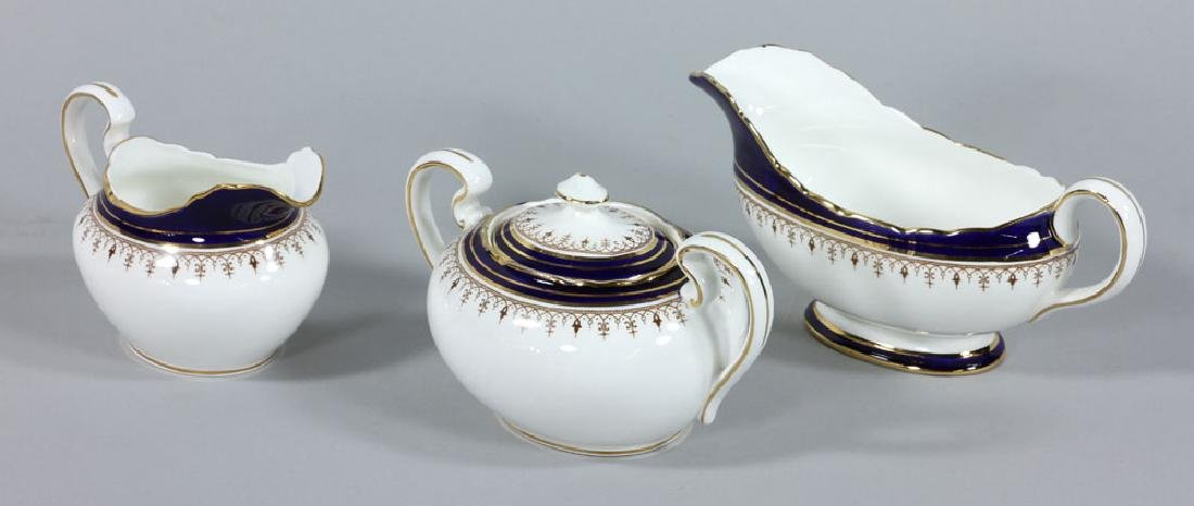 Set of Aynsley China Serving Set, 118 Pieces - 10