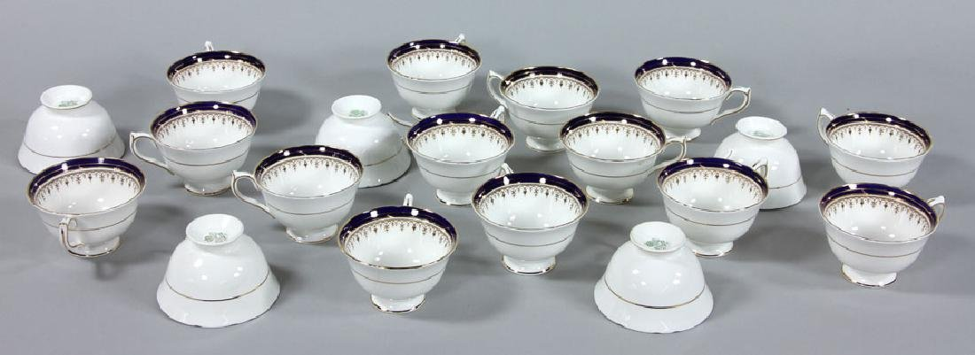 Set of Aynsley China Serving Set, 118 Pieces - 11