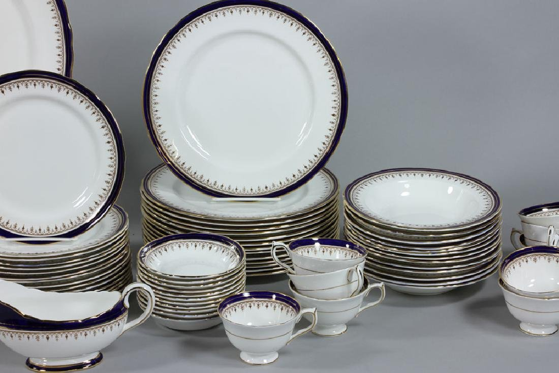Set of Aynsley China Serving Set, 118 Pieces - 4