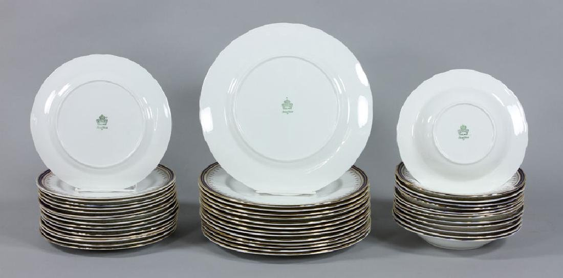 Set of Aynsley China Serving Set, 118 Pieces - 6